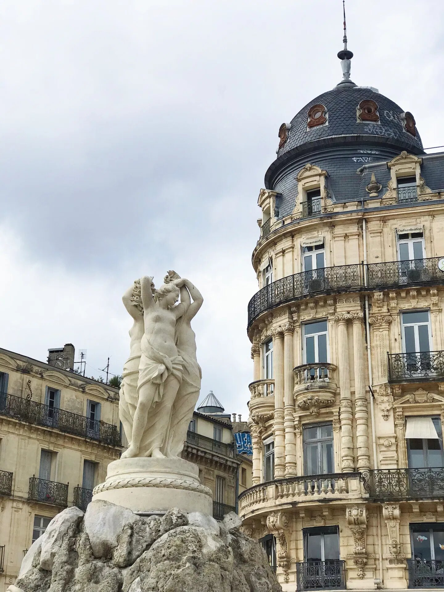For a wonderful stay in the heart of Montpellier